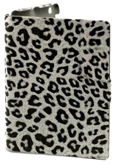 Platinum Кейс-подставка Platinum iPad mini, сверхтонкая, леопард серый, полиуретан