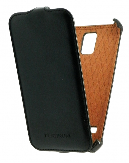 Platinum Samsung Galaxy S5 'Hot', кожа
