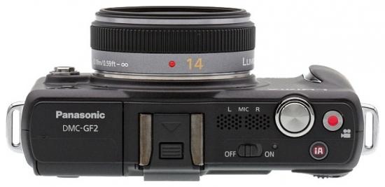 Panasonic Lumix DMC-GF2 Kit