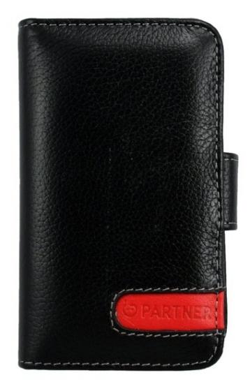 Partner iPHone 4G black книжка