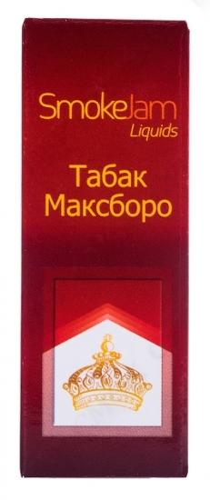 Smokejam Табак Максборо 6 мг 10 мл(пр-во Германия)