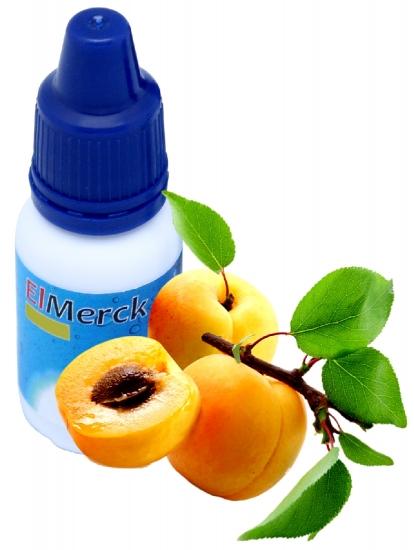ElMerck apricot(абрикос) 6 мг 10 мл (пр-во Германия)