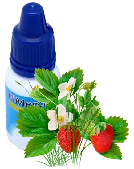 ElMerck wild strawberry(дикая земляника) 6 мг 10 мл(пр-во Германия)