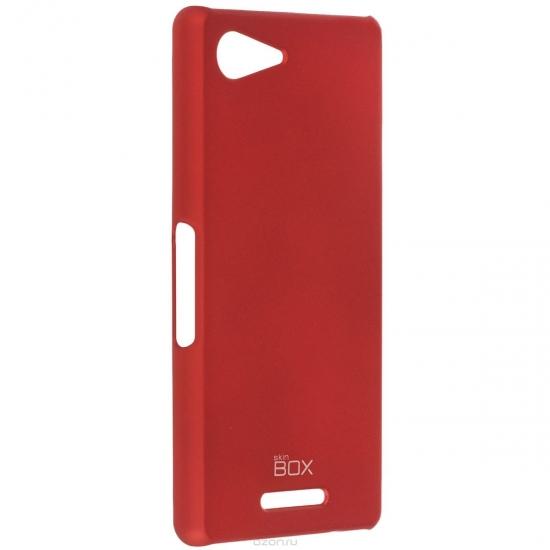 Skinbox для Sony Xperia E3