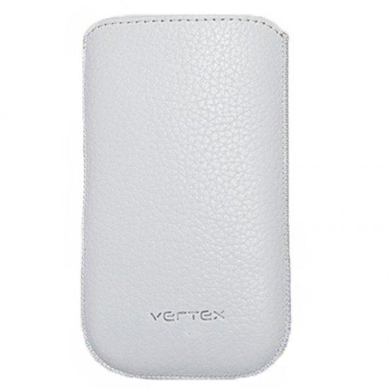 Vertex Чехол-футляр с тесьмой-автовозвратом D500