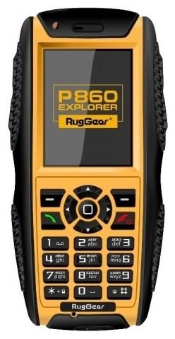 RugGear P860 Explorer