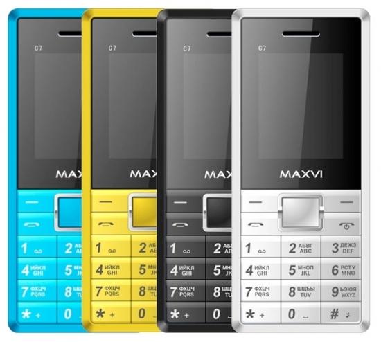 Maxvi C7