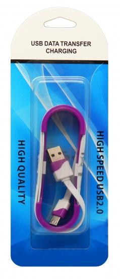 multibrand Micro USB (пласт. каркас)