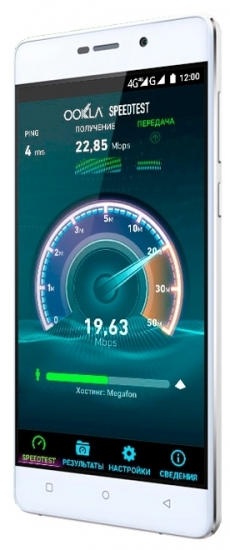 Highscreen Power Five LTE