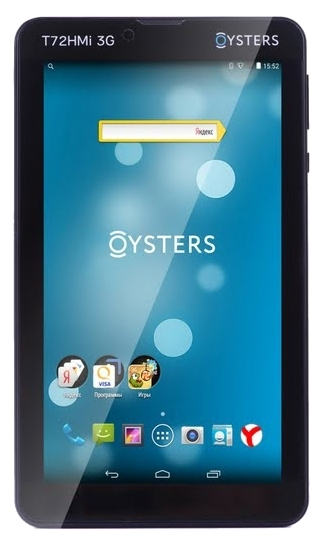 Oysters T72HM 3G