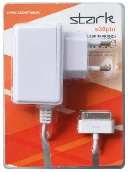 STARK разъем s30pin iPhone4/4s/iPad 2100мА