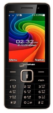 Micromax X2820