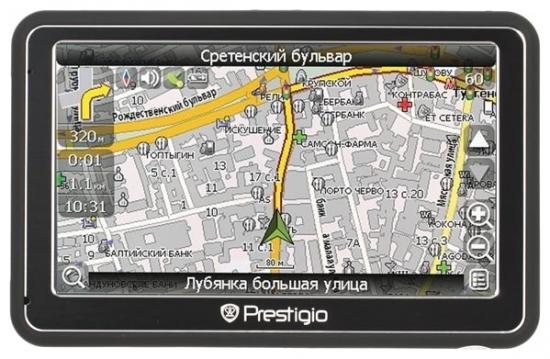 Prestigio GeoVision 5250