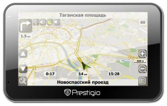 Prestigio GeoVision 5566HD