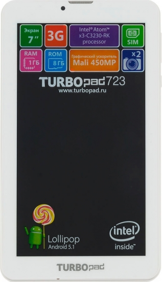 Turbo TurboPad 723