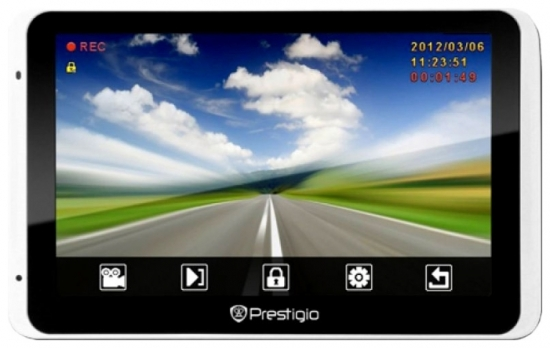Prestigio 5800BTHDDVR