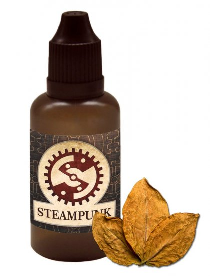 STEAMPUNK Red West Tobacco 12мг 30мл
