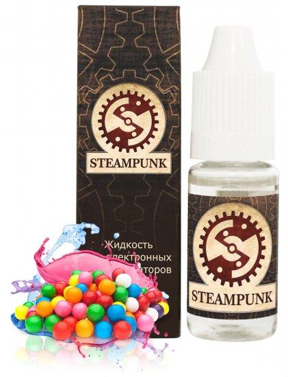 STEAMPUNK Bubble Gum 3мг 10мл