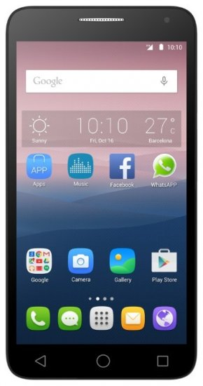 Alcatel OneTouch POP 3 (2 SIM) (5025D) 5.5 8Гб