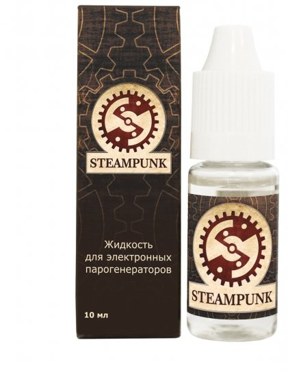 Steampunk Energy Drink 6мг 10мл