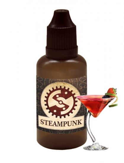 STEAMPUNK Amaretto 9мг 30мл