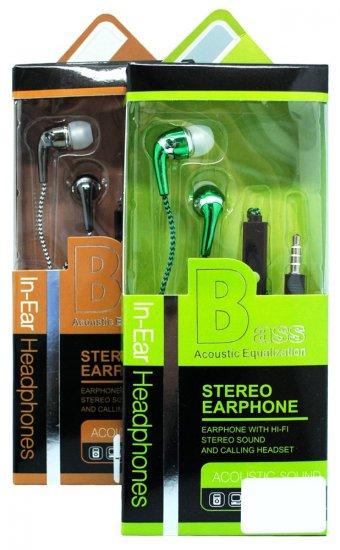 multibrand Bass in-Ear Head