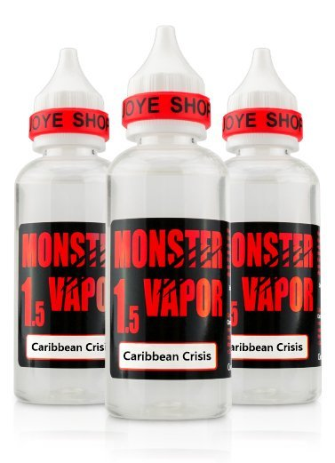 Armango Monster Vapor, 50 мл, Caribbean Crisis, 1.5 мг/мл