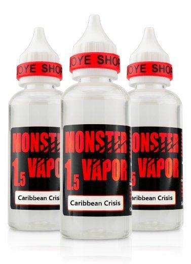 Armango Monster Vapor, 50 мл, Caribbean Crisis, 1.5 мг/мл