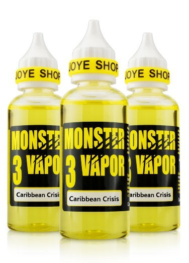 Armango Monster Vapor, 50 мл, Caribbean Crisis, 3 мг/мл