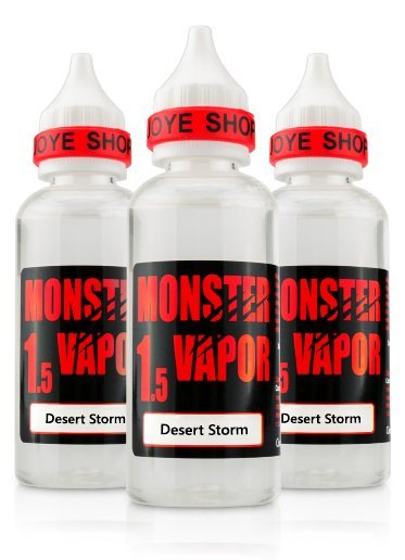 Armango Monster Vapor, 50 мл, Desert Storm, 1.5 мг/мл