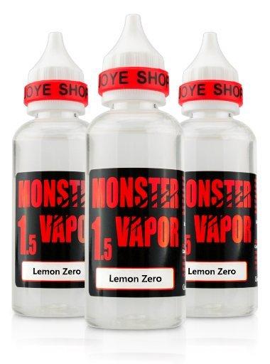 Armango Monster Vapor, 50 мл, Lemon Zero, 1.5 мг/мл