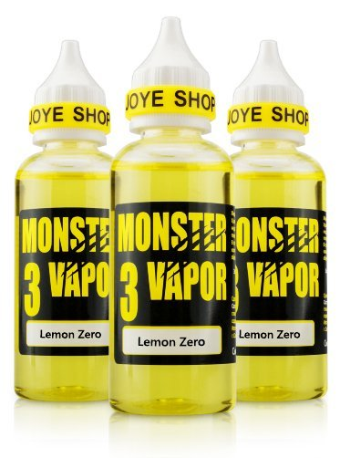 Armango Monster Vapor, 50 мл, Lemon Zero, 3 мг/мл