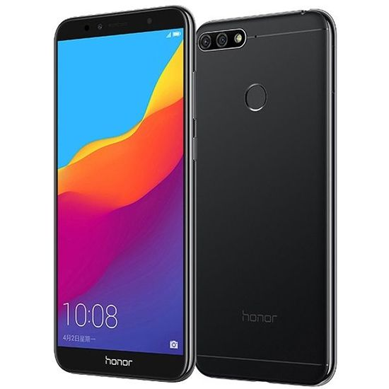 Honor 7A 2/16GB (черный)