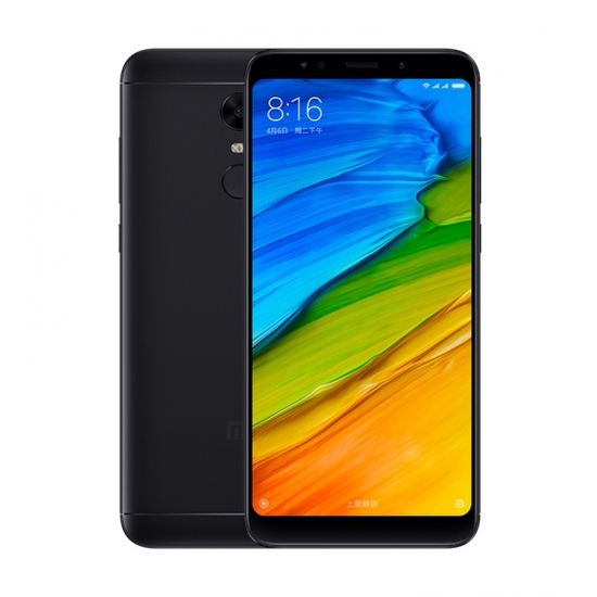 Xiaomi Redmi 5 Plus 4/64Gb (черный)
