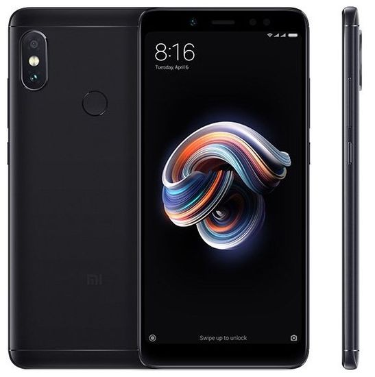 Xiaomi Redmi Note 5 4/64GB (черный)