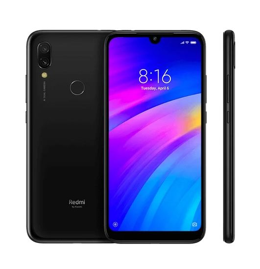 Xiaomi Redmi 7 3/64GB (черный)