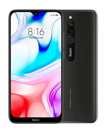 Xiaomi Redmi 8 3/32Gb (черный)