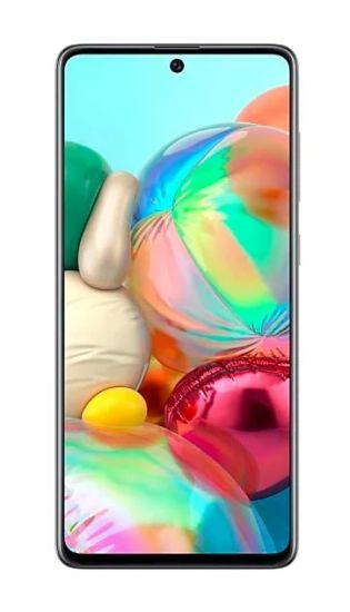 Samsung Galaxy A71 6/128GB (чёрный)