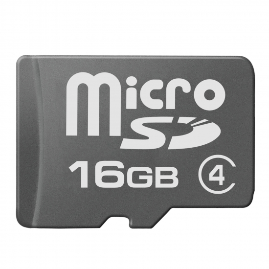 multibrand microSD 16Gb Class 4