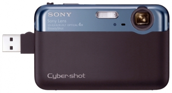 Sony Cyber-shot DSC-J10